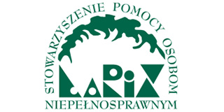 Logo stowarzyszenia Larix